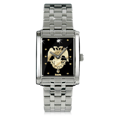Scottish Rite Diamond Dress Watches
