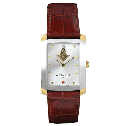 Master Mason Commemorative Diamond Watch