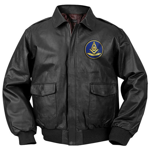 Past Master Bomber Jacket (Black)