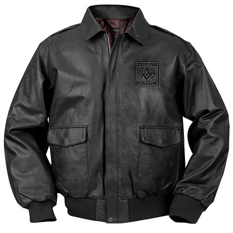Texas Mason Bomber Jacket