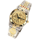 York Rite Masonic Watch