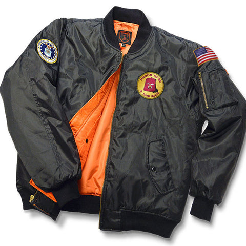 "Shrine MA-1 ""Bravo"" Jacket"