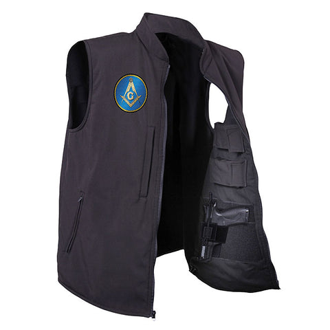Concealed Carry Soft Shell Vest