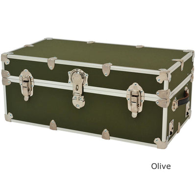 "Rhino Armor College & Camp Trunk - Small - 30"" L x 16"" W x 12.5"" H"