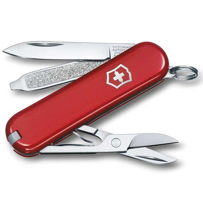 Classic Swiss Army Knife - Red