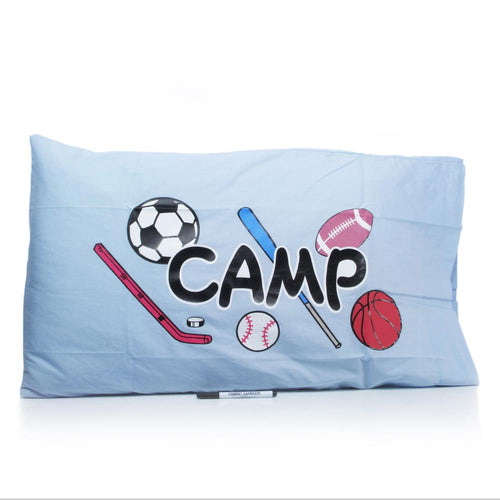 CFF Camp Boys Sport Pillow Case Autograph