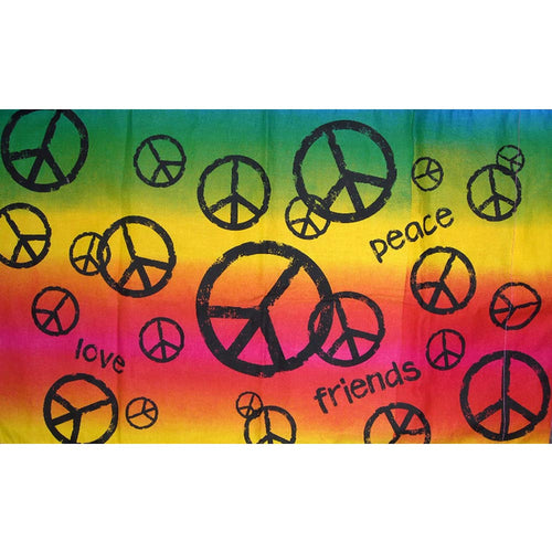 Stamp Peace Pillow Case