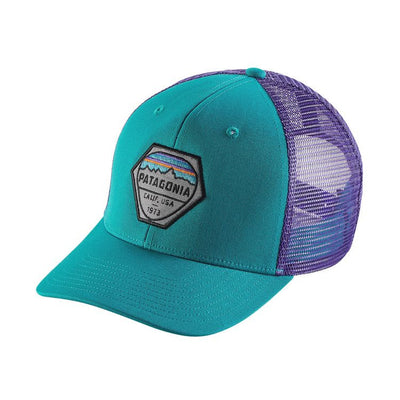 Patagonia Fitz Roy Hex Trucker Hat