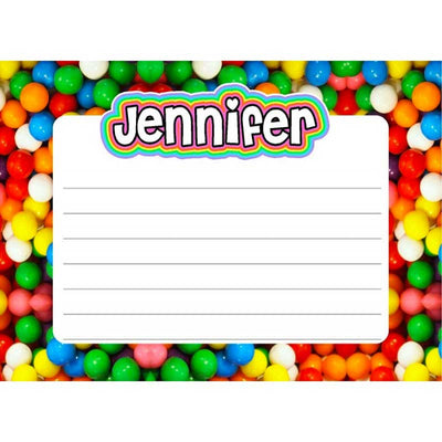 Personalized Camp Stationary Notecards