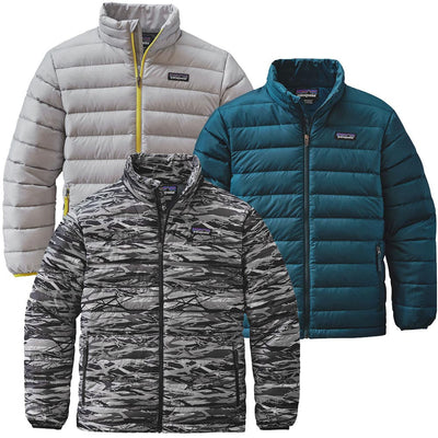 Patagonia Boys' Down Sweater color options