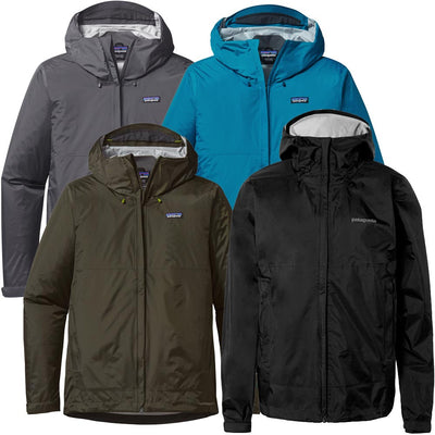 Patagonia Men's Torrentshell Waterproof Jacket - Blue Planet Outdoors