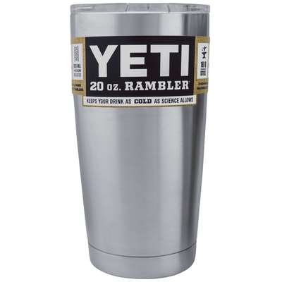 YETI Rambler 20 oz. Tumbler - Blue Planet Outdoors