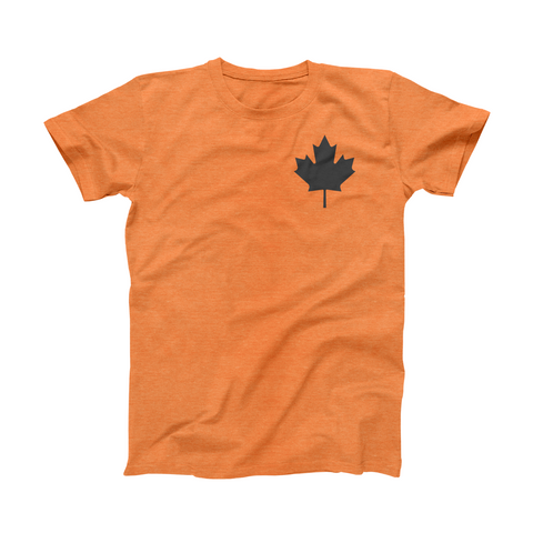 Orange Maple Cowboy