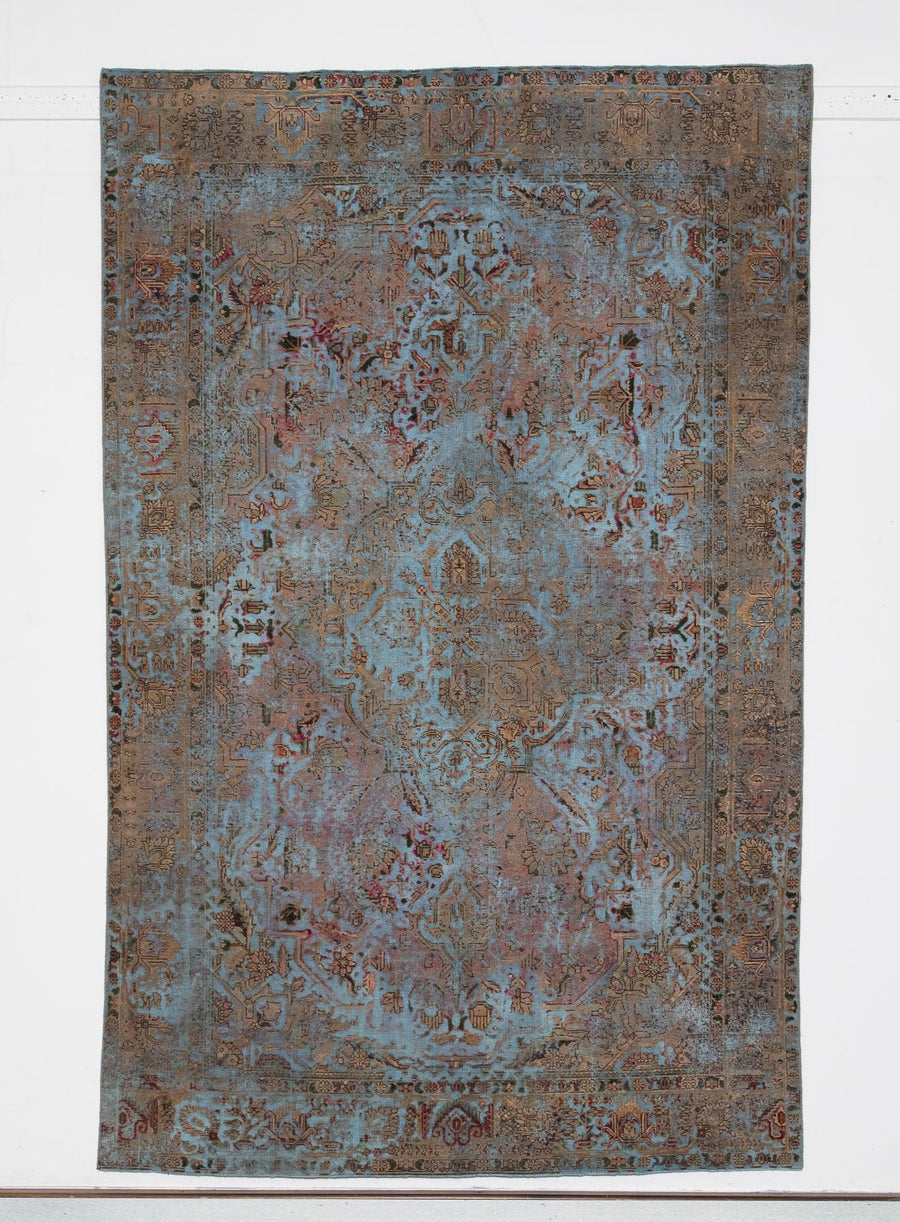 Vintage Rug <br> 'The Crockett #626'