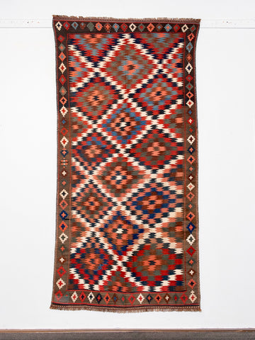 Antique Kilim Rug <br>'Meno'<br>from 1930