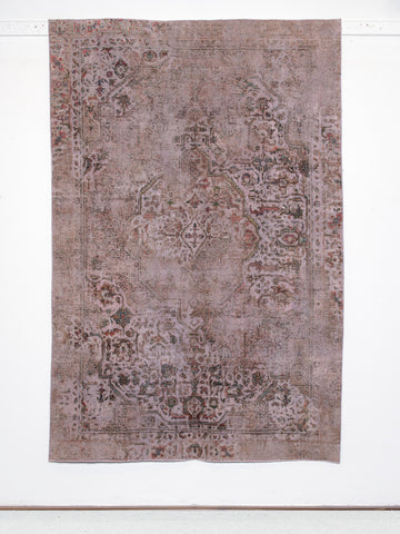 Vintage Rug <br> 'Before Night Falls #647'