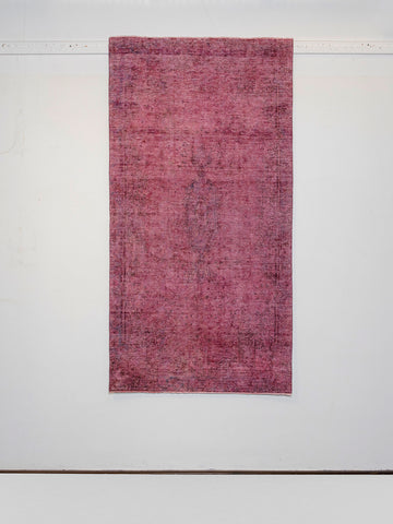 Vintage Rug <br> 'Before Night Falls #635'