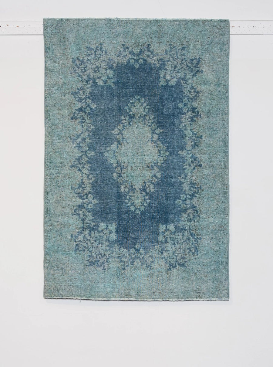 Vintage Rug <br> 'The Conman #581'