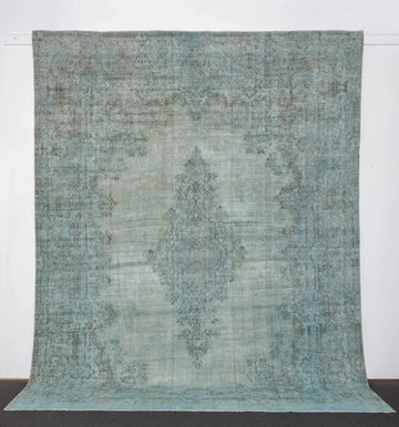 Vintage Rug <br> 'Williamsburg Bridge #590'