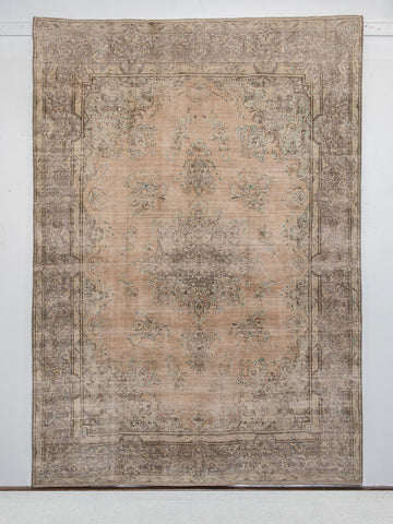 Vintage Rug <br> 'Naked And Famous #652'