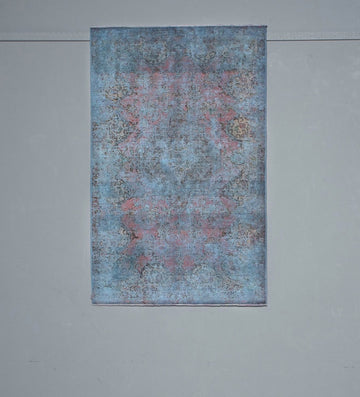 Vintage Rug <br> 'The Highline #621'