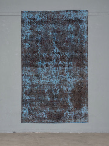 Vintage Rug <br> 'Before Night Falls #610'