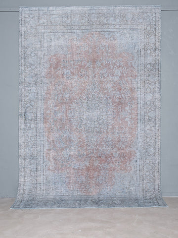 Vintage Rug <br>'Before Night Falls #544'