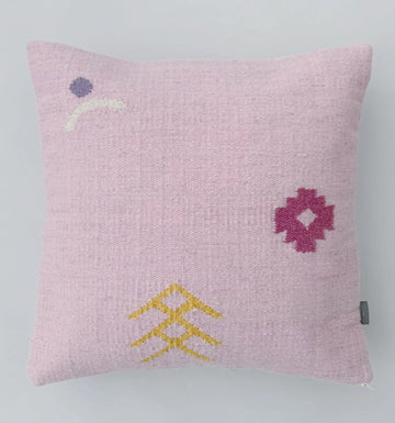 THE KNOTS x anne. <br> Cushion Cover 'Flower Fields'