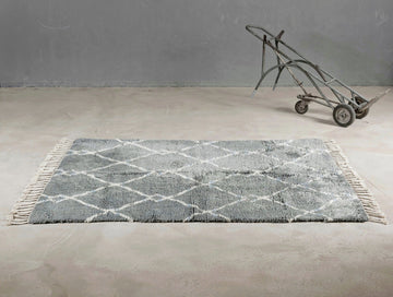 THE KNOTS - Berber Teppich - handgemacht - Carpet - Rug - handmade - Turkish - Anatolia - tribal - diamond - pattern - muster