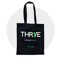1st order - Free cotton tote bag