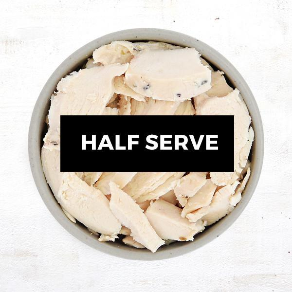 Shredded Chicken - Half Serve