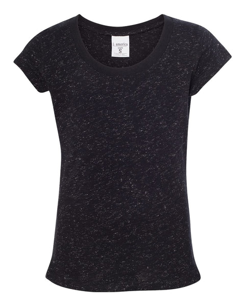 Reign Sparkle Spangle Youth Tee