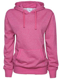 Hitters PINK Sparkle Spangled Hooded Sweatshirt