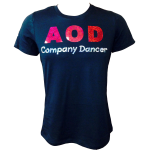 AOD Mukwonago Spangle Company Tee