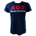 AOD Mukwonago Spangle Grandma Tee