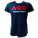 AOD Mukwonago Spangle Mom Tee