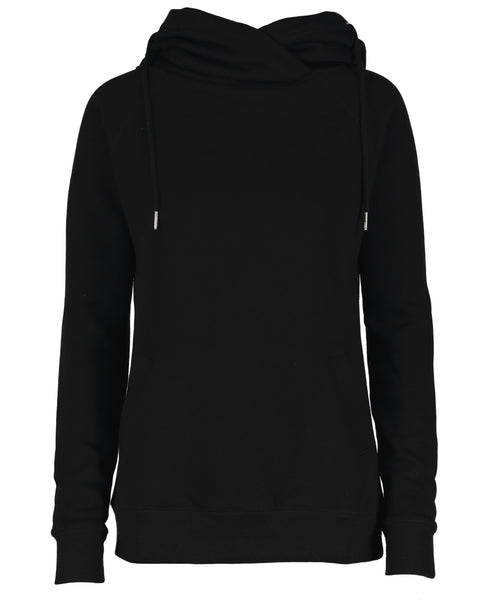 WAYHA Spangled Classic Fleece Funnel Neck Pullover