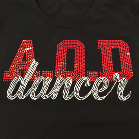 AOD Spangled Dancer Tee