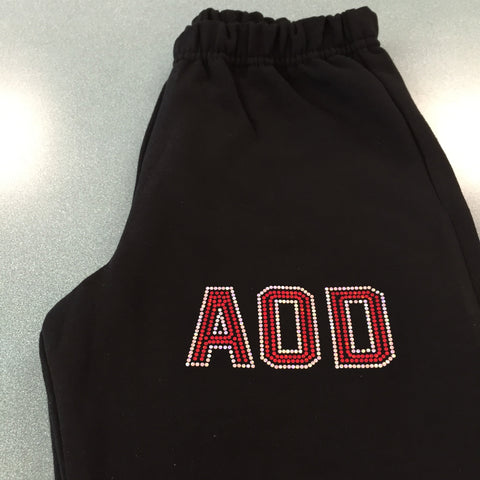 AOD Winter Spangled Sweatpants