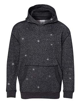 Reign Sparkle Spangle Youth Glitter Hoodie