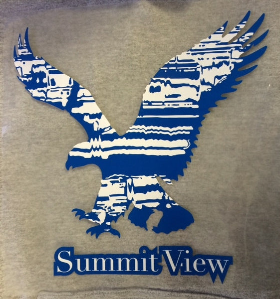 Summit View Boys/Mens Short Sleeve Performance Tee