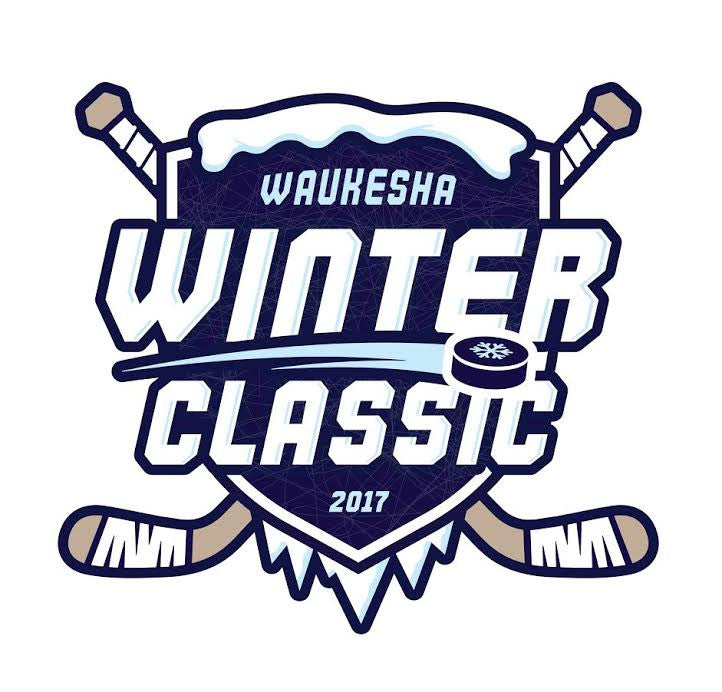 Waukesha Winter Classic YOUTH Tournament Logo Short Sleeve Tees