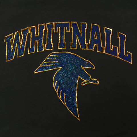Whitnall V-Neck SPANGLE Tee