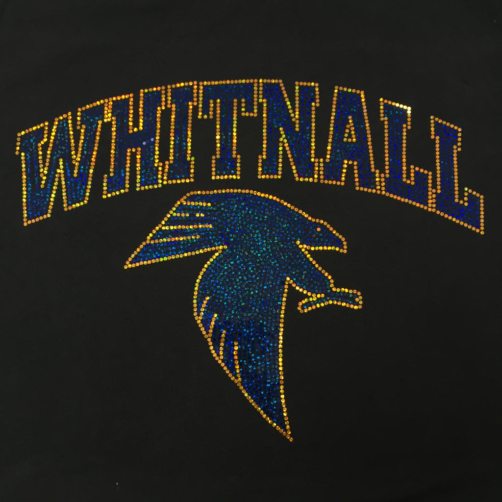 Whitnall SPANGLED Hooded Sweatshirt
