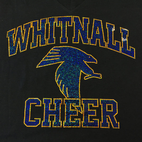 Whitnall Sparkle SPANGLE Tee