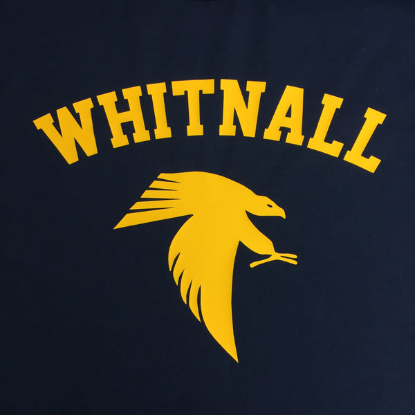 Whitnall NON-SPANGLED Hooded Sweatshirt