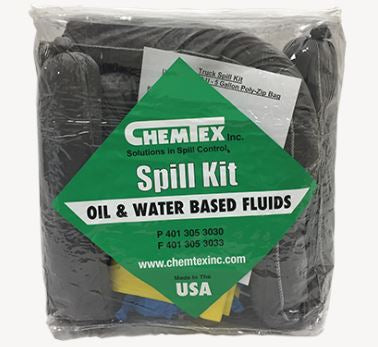 6 Gal Universal Spill Kit In Bag