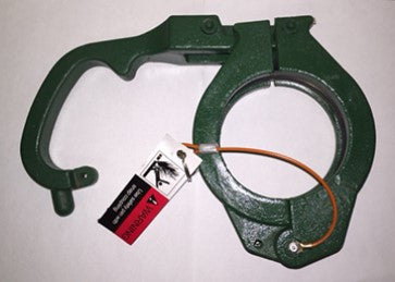 Concrete Pump Heavy Duty Clamps