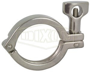 Single Pin Heavy Duty Clamps