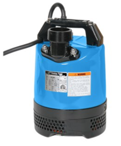 "2"" Manual Electric Submersible Pump Slimline Design"